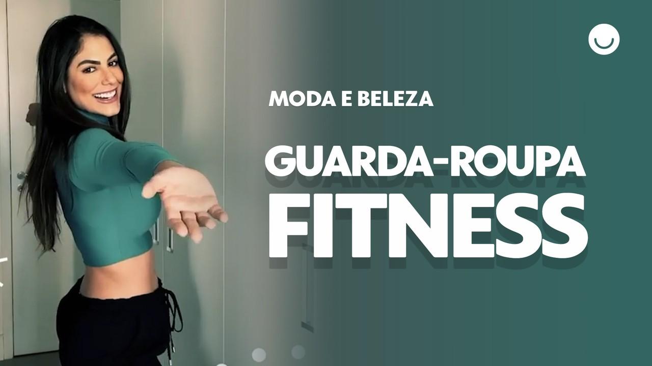 Mari Gonzalez mostra seu guarda-roupa fitness