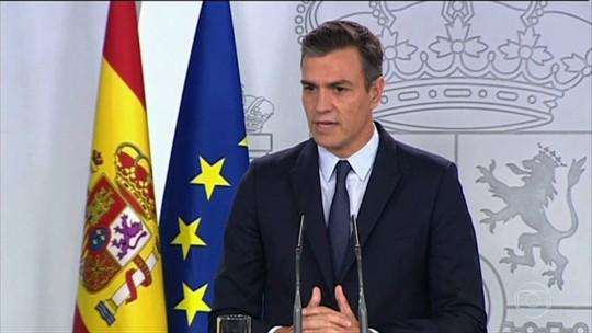 Primeiro-ministro espanhol convoca quarta eleição geral em quatro anos