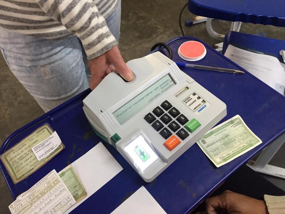 TRE-PA inicia última fase do recadastramento biométrico - Notícias - Plantão Diário
