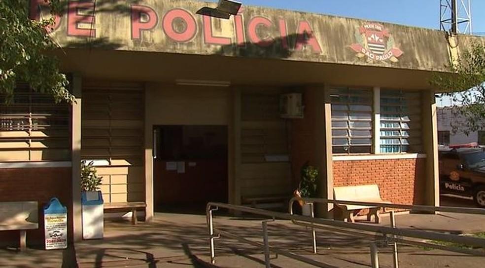 Polícia Civil de Porto Ferreira vai apurar o caso — Foto: Reprodução/EPTV