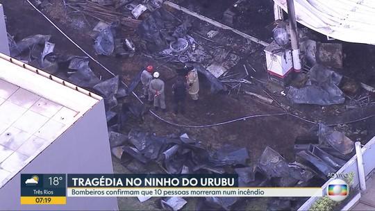 Incêndio mata 10 pessoas em centro de treinamento do Flamengo