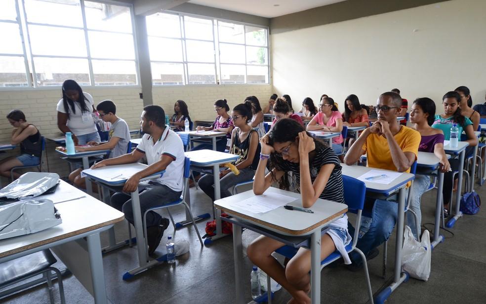 Concurso na Uneb (Foto: Cindi Rios/ Uneb)