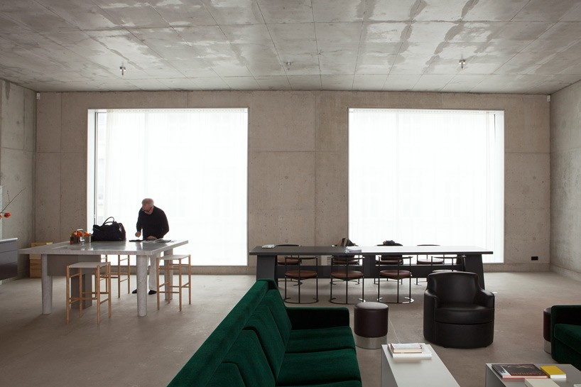 David Chipperfield (Foto: David Pizzigoni)