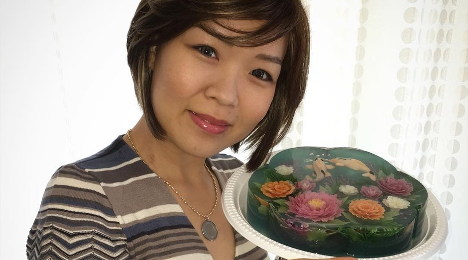 Siew Boon é a fundadora da Jelly Alchemy (Foto: Reprodução/instagram/siewheng83)