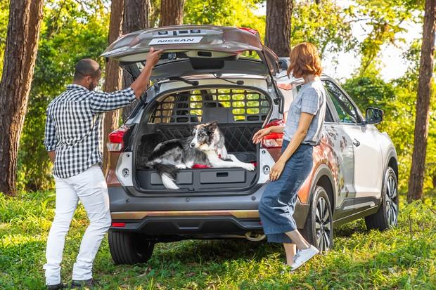 Nissan Kicks For Pets (Foto: Divulgação/Nissan)