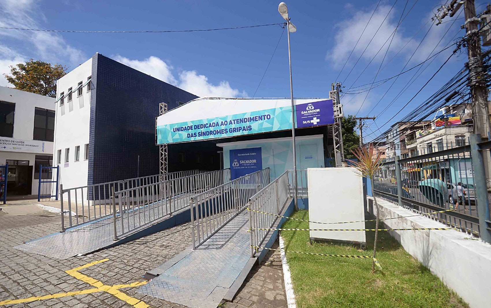 Procura por 'gripários' em Salvador aumentou 80% nos últimos 15 dias, diz prefeitura