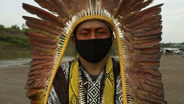 Covid entre indígenas: 'Só uma família na minha aldeia não foi infectada com coronavírus'