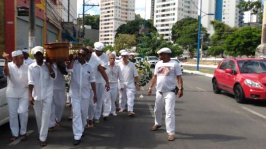 Foto: (Jeferson Janer/TV Bahia)