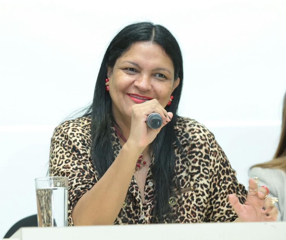 Deputada Telma Rufino  (Foto: Macedônio Vieira/Divulgação)
