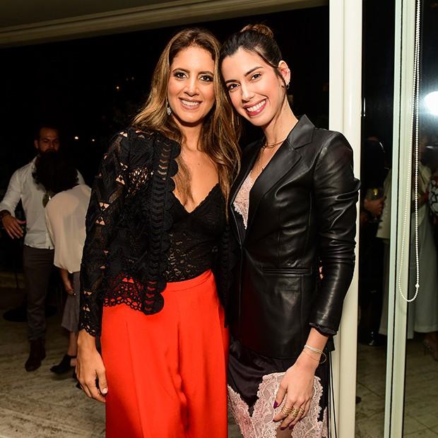 Sandra Chayo e Camila Coutinho (Foto: Lu Prezia/ Divulgação)