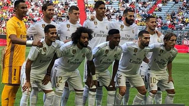 Com Marcelo e Rodrygo, Real encara o Tottenham