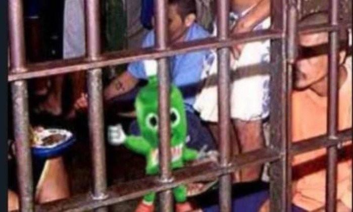 Dono da dolly preso dollynho memes (Foto: Reprodução)