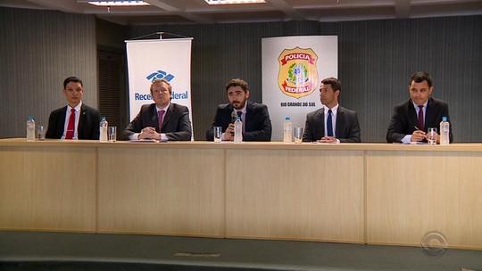 'Grande esquema de espionagem industrial', diz PF sobre operação contra venda de dados da Receita