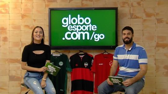 Goiás é definido com apenas uma mudança para enfrentar o Avaí