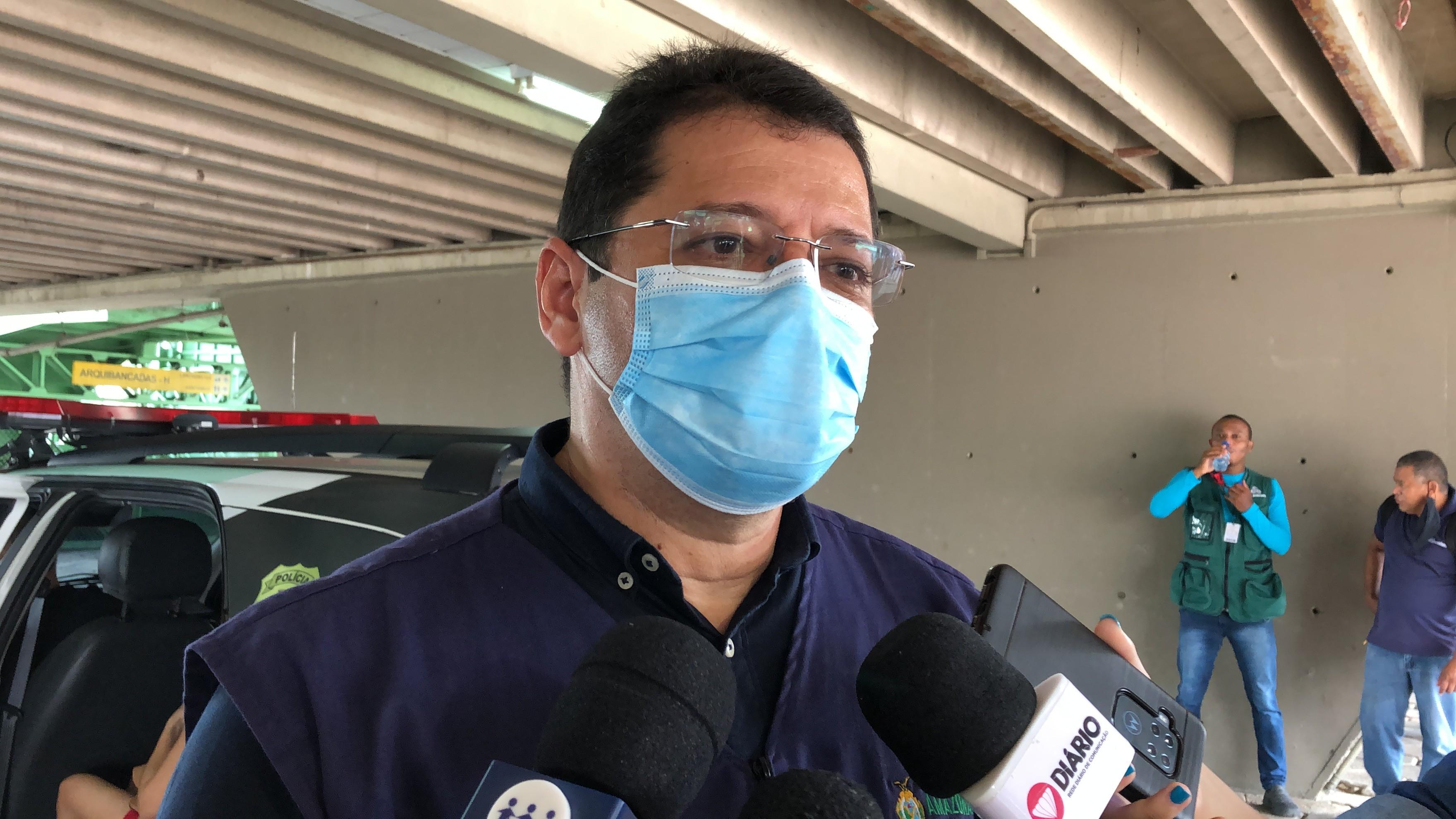 CPI da Covid ouve ex-secretário de Saúde do AM sobre colapso em hospitais e uso de verba federal