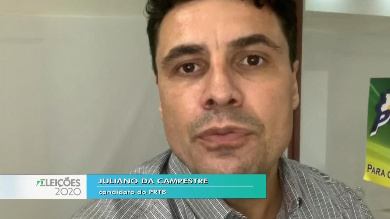 Candidato Juliano da Campestre fala sobre as propostas para a educação em Marília