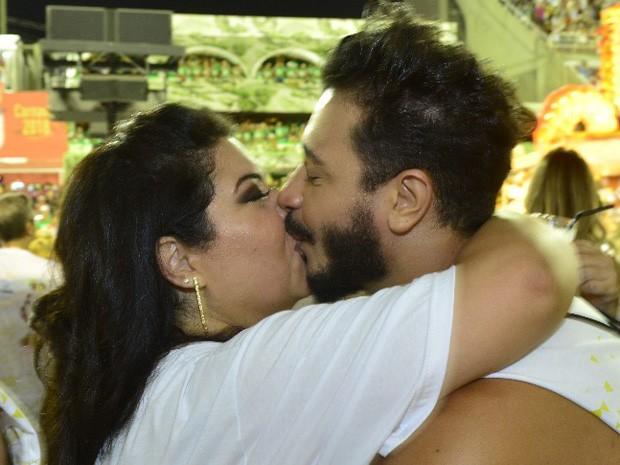 Fabiana Karla e Diogo Mello (Foto: Fabio Cordeiro/Ed. Globo)