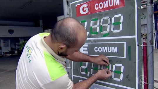 Após queda nos preços por ordem judicial, motoristas não encontram etanol em postos de Goiânia