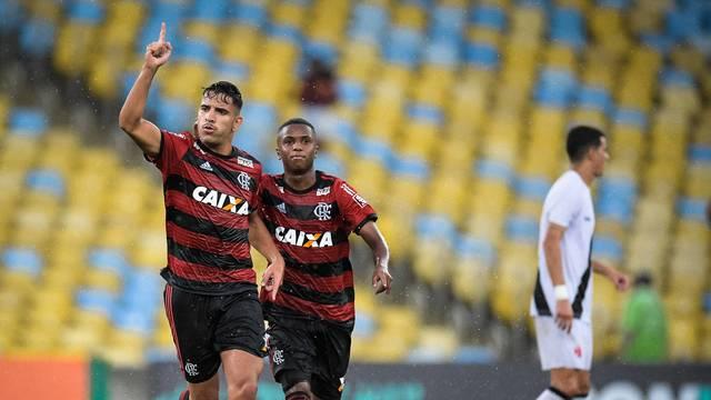Flamengo x Vasco Sub-20