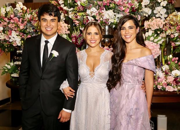 Igor, Camilla e Wanessa Camargo (Foto: Manuela Scarpa/Brazil News)