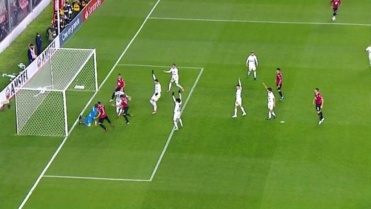 Os melhores momentos de Independiente 0 x 0 Santos