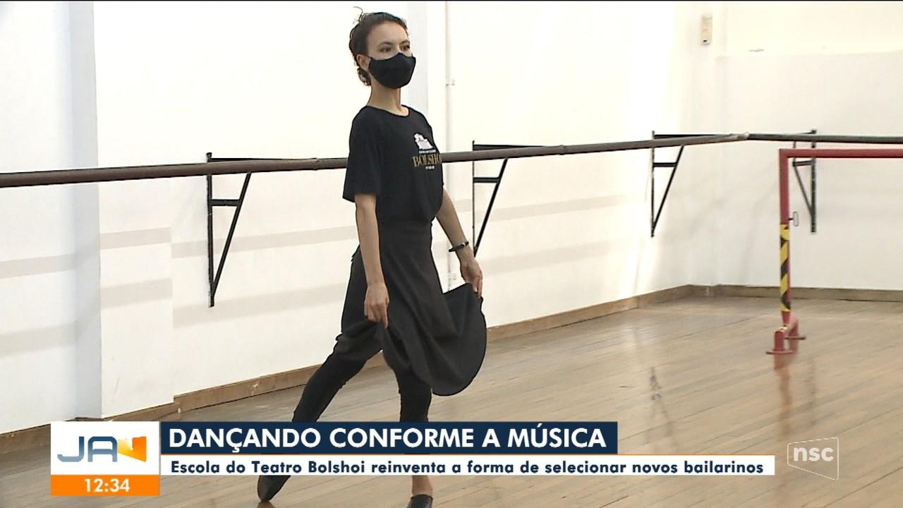 Bolshoi reinventa a forma de selecionar novos bailarinos
