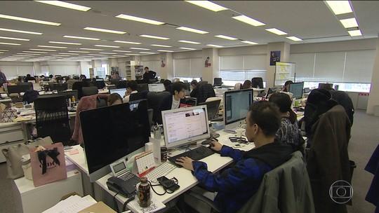 Empresa japonesa combate o fumo dando mais férias aos funcionários