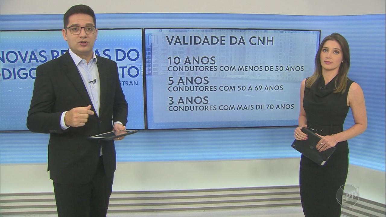 Veja novas regras no Código de Trânsito Brasileiro