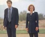 David Duchovny e Gillian Anderson | Reprodução