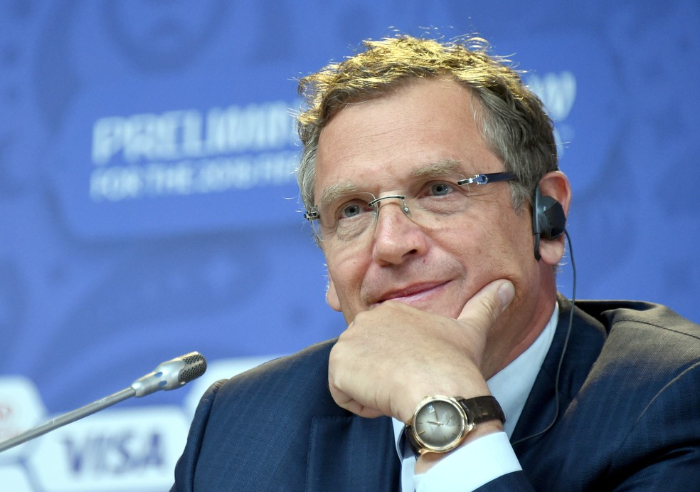 Jerome Valcke  — Foto: Getty Images