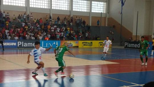 Mesmo com a vantagem do empate, Lagarto vence Cumbe e é bicampeã da Copa TV Sergipe