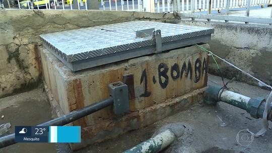 INCA suspende serviços por causa de vazamento de esgoto na Zona Portuária