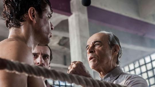 Osmar Prado emociona o público em '10 Segundos para Vencer'