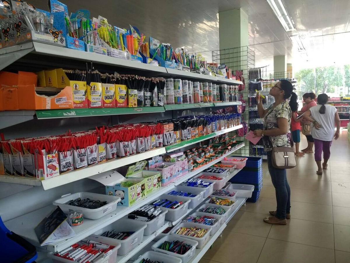 Procon de Campos, RJ, orienta consumidores sobre compra de material escolar