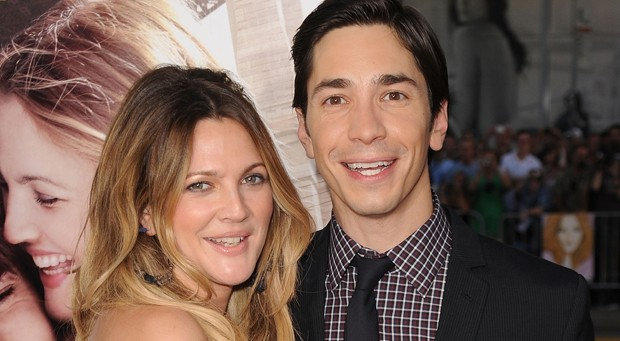 Drew Barrymore e Justin Long (Foto: Getty Images)