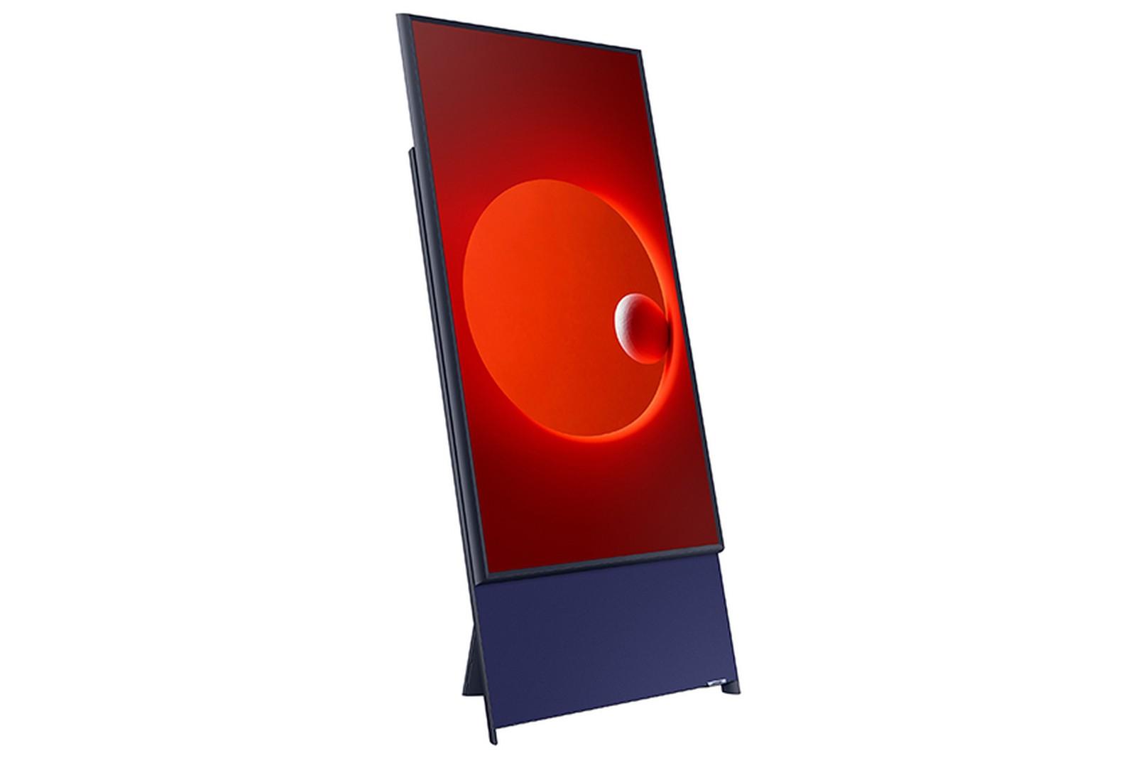 Samsung lança TV na vertical