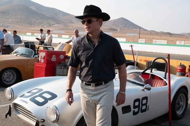 Trailer Triunfo Historico Da Ford Sobre A Ferrari Em Le Mans Vira