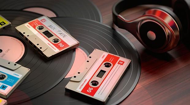Nos Estados Unidos, a venda de discos voltou a render mais que o download. No Brasil, empresários investem no crescimento   (Foto: Thinkstock)