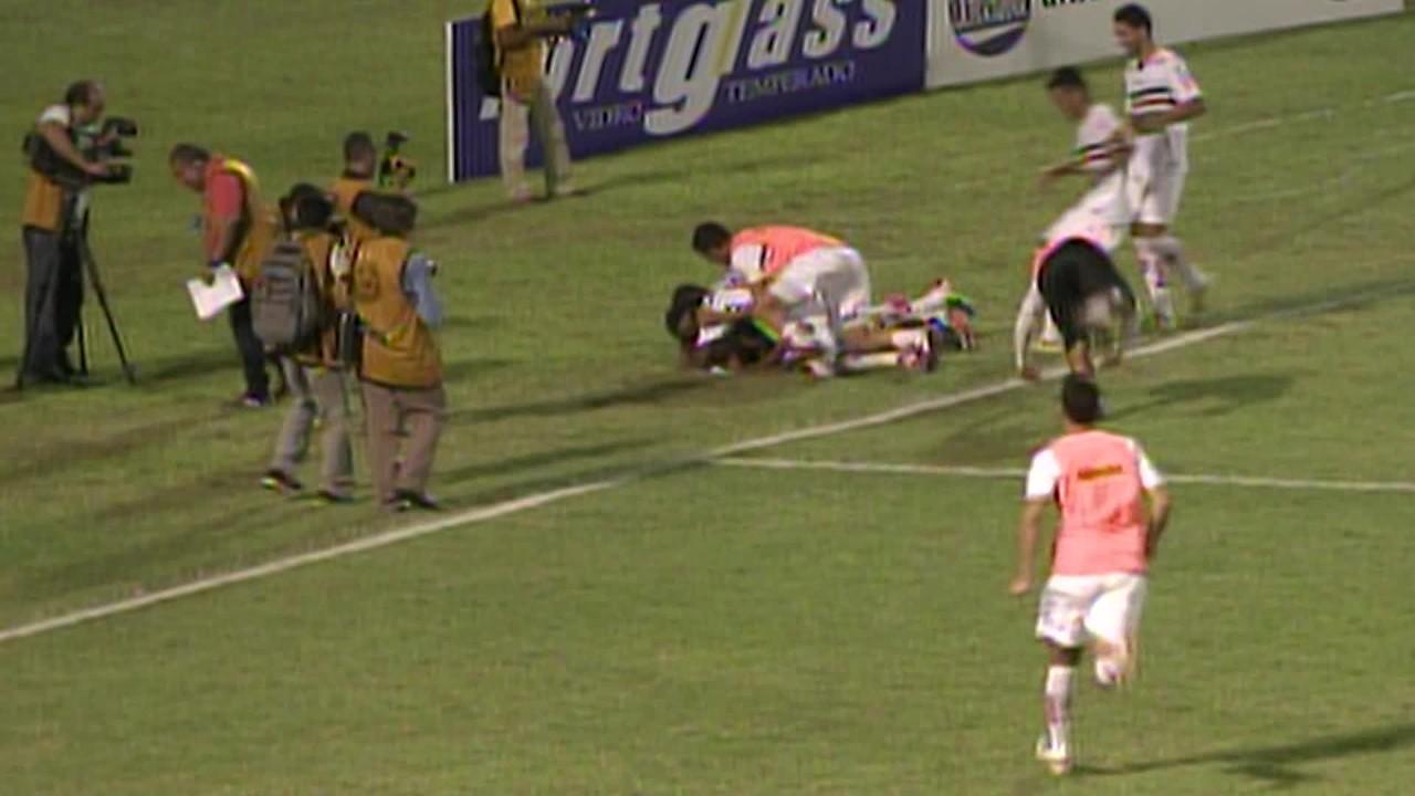 River-PI vence com dois gols de Eduardo e larga na frente contra Ypiranga-RS