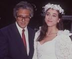 Marisa estreou em novelas ao lado de Antônio Fagundes, em 'Rainha da sucata', noas anos 90 | Arquivo