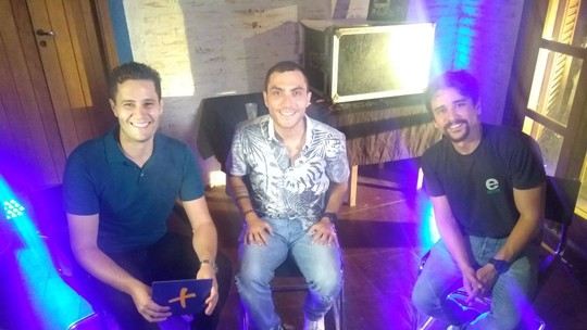 Bruninho e Davi contam sobra a gravação do 'DVD da carreira'