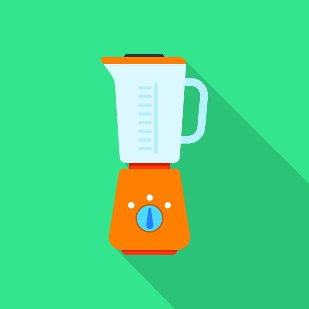 Ilustração de Liquidificador (Foto: Thinkstock)