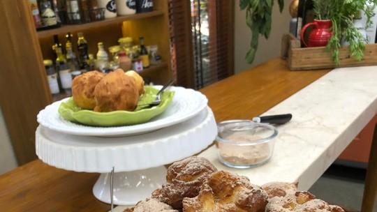 Sonhos de Liquidificador do Chef Ravioli