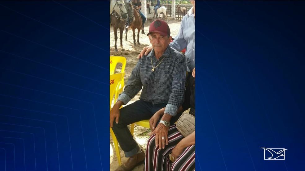 Augusto Belfort, de 63 anos, foi encontrado morto na manhã de terça-feira (05). — Foto: Reprodução/TV Mirante