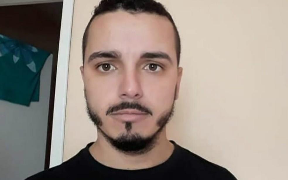 Luiz Paulo dos Santos França, de 29 anos, foi capturado por facção em Cabo Frio, RJ — Foto: Arquivo Pessoal