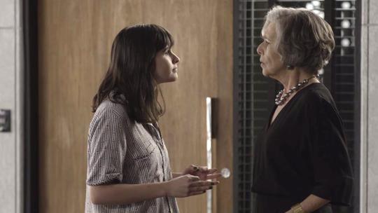 Teaser: Bebeth pede que Sabine demita Maria Pia