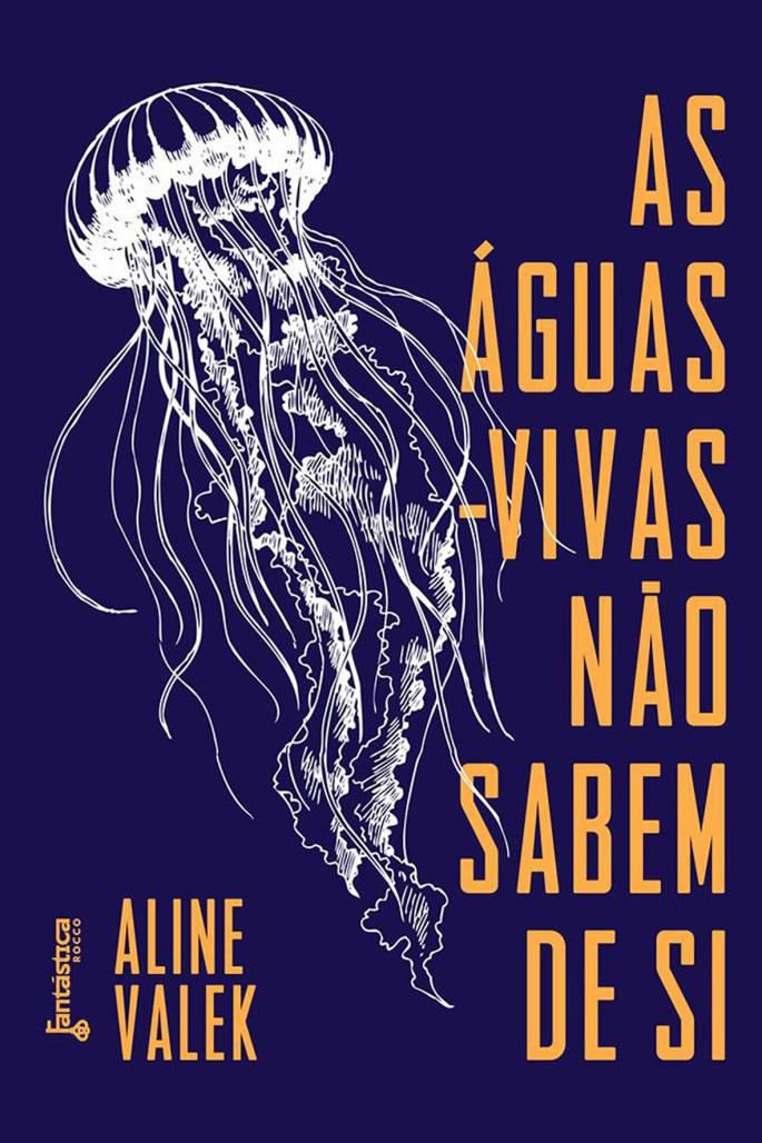 As águas-vivas não sabem de si (Foto: Fantástica/Rocco/Divulgação)