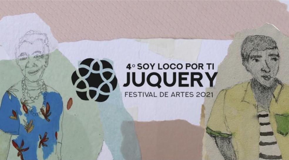 Festival acontece entre os dias 15 e 19 de setembro de 2021 — Foto: Reprodução/Soy Loco por Ti Juquery