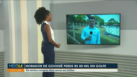 Homem perde quase R$ 80 mil em golpe pela internet