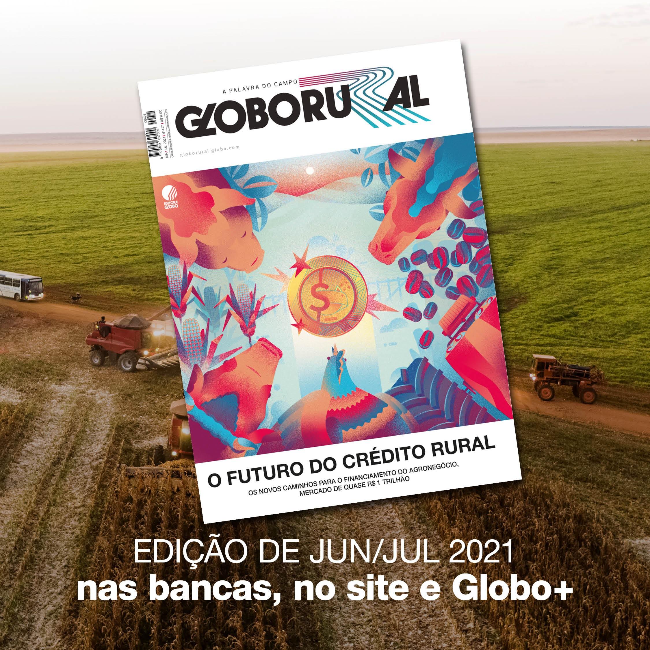 Revista Junho e Julho (Foto: Estúdio de Criação)